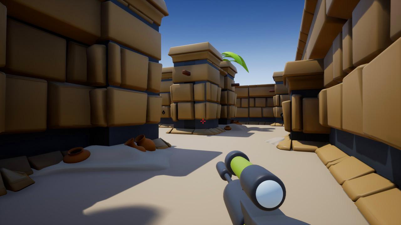 Wacky Spores: Arena AI Demo